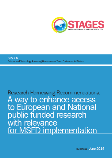 STAGES enhance access to research