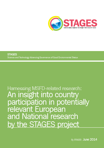 STAGES insight into country participation
